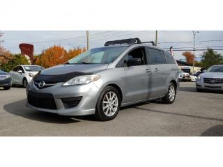 Used 2010 Mazda MAZDA5 *CRUISE*A/C*DÉMARREUR* for sale in St-Jérôme, QC
