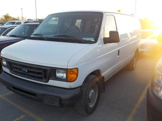 Used 2006 Ford Econoline E150 VAN for sale in Innisfil, ON