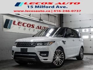Used 2016 Land Rover Range Rover Sport V8 Supercharged for sale in North York, ON