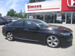 Used 2018 Honda Accord Touring for sale in Simcoe, ON