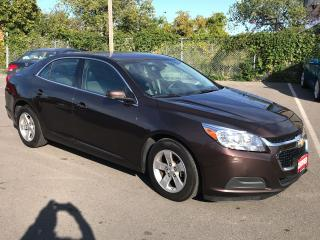 Used 2015 Chevrolet Malibu 1LT ** CRUISE,  ALLOYS, BLUETOOTH ** for sale in St Catharines, ON
