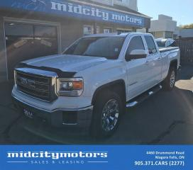Used 2014 GMC Sierra 1500 SLE/4x4/Backup Cam/Tonneau Cover for sale in Niagara Falls, ON
