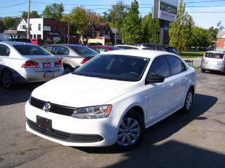 Used 2013 Volkswagen Jetta TRENDLINE+,Low Km's,Clean Car Fax,Certified,Tinted for sale in Kitchener, ON