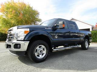 Used 2016 Ford F-250 CREW CAB XLT 4X4 DIESEL 6.7L BOITE 6.75' for sale in Thetford Mines, QC
