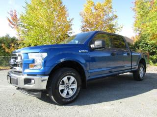 Used 2017 Ford F-150 SuperCrew 4X4 XLT BOITE 6.5' V8 5L for sale in Thetford Mines, QC