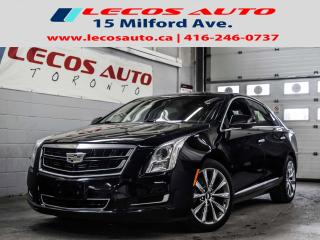 Used 2016 Cadillac XTS FWD for sale in North York, ON