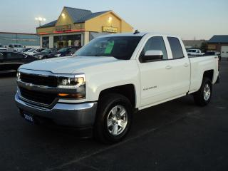 Used 2019 Chevrolet Silverado 1500 LT DoubleCab 4x4 5.3L 6ft Box for sale in Brantford, ON