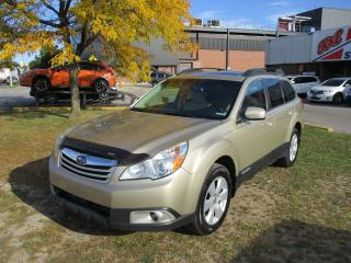 Used 2010 Subaru Outback 2.5i Sport w/Limited Pkg~LEATHER~SUNROOF~BLUETOOTH for sale in Toronto, ON