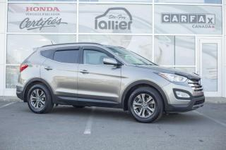 Used 2013 Hyundai Santa Fe PREMIUM AWD ***MECANIQUE A 1*** for sale in Québec, QC