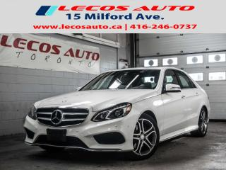 Used 2014 Mercedes-Benz E-Class E 350 for sale in North York, ON