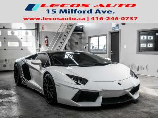 Used 2015 Lamborghini Aventador for sale in North York, ON