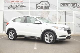 Used 2016 Honda HR-V LX AWD ***GARANTIE 10 ANS/200 000 KM*** for sale in Québec, QC