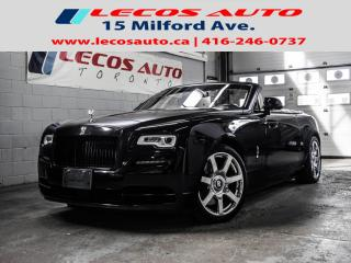 Used 2016 Rolls Royce Dawn Dawn for sale in North York, ON