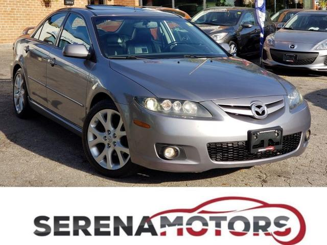 2007 Mazda MAZDA6 GT   AUTO  FULLY LOADED   ONE OWNER   NO ACCIDENTS