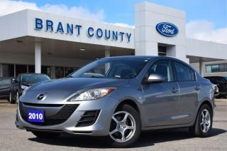 Used 2010 Mazda MAZDA3 GS for sale in Brantford, ON