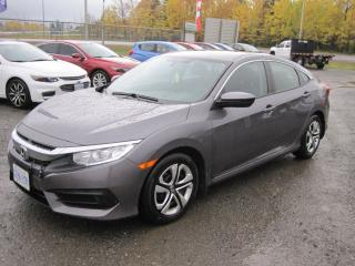 Used 2018 Honda Civic LX for sale in Thunder Bay, ON