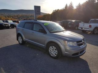 Used 2016 Dodge Journey Canada Value Pkg for sale in Corner Brook, NL