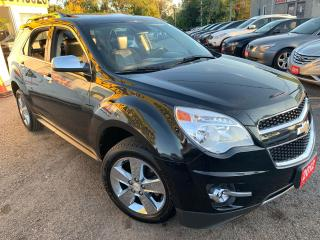 Used 2012 Chevrolet Equinox LT/ AWD/ LEATHER/ SUNROOF/ REVERSE CAM/ PWR SEAT! for sale in Scarborough, ON