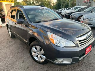Used 2012 Subaru Outback AUTO/ AWD/ NAVI/ SUNROOF/ PWR GROUP/ ALLOYS! for sale in Scarborough, ON