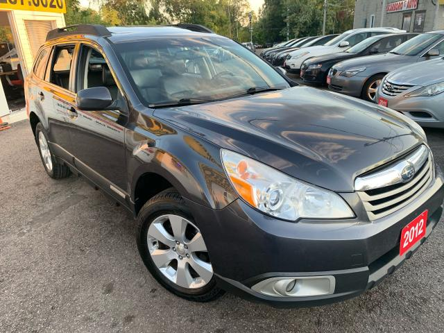2012 Subaru Outback AUTO/ AWD/ NAVI/ SUNROOF/ PWR GROUP/ ALLOYS!