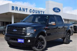 Used 2014 Ford F-150 FX4 for sale in Brantford, ON
