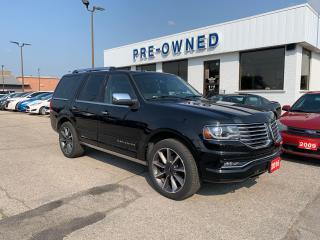 Used 2016 Lincoln Navigator Reserve for sale in Brantford, ON