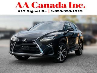 Used 2017 Lexus RX 350 LUXURY |NAVI|ROOF|BLINDSPOT| for sale in Toronto, ON