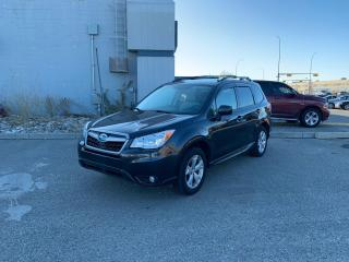 Used 2014 Subaru Forester TOURING for sale in Calgary, AB