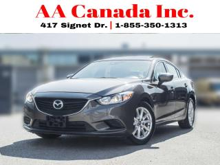 Used 2017 Mazda MAZDA6 |LEATHER|SUNROOF|NAVI| for sale in Toronto, ON