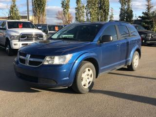 Used 2010 Dodge Journey SE for sale in Edmonton, AB