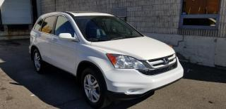 Used 2011 Honda CR-V EX-L w/Navi for sale in Toronto, ON