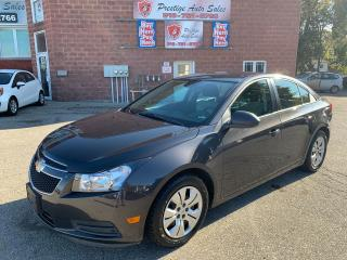 Used 2014 Chevrolet Cruze 2LS/1.8L/ONE OWNER/SAFETY INCLUDED for sale in Cambridge, ON