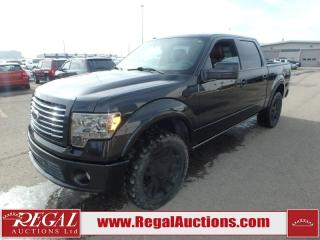 Used 2010 Ford F-150 HARLEY DAVIDSON SUPERCREW 4WD 5.4L for sale in Calgary, AB