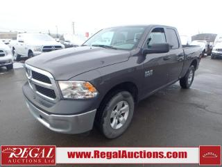 Used 2017 RAM 1500 SXT Quad CAB SWB 4WD 3.6L for sale in Calgary, AB