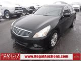 Photo of Black 2011 Infiniti G37