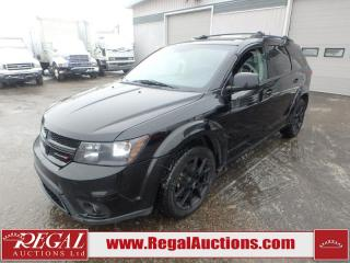 Used 2014 Dodge Journey SXT 4D Utility FWD 3.6L for sale in Calgary, AB