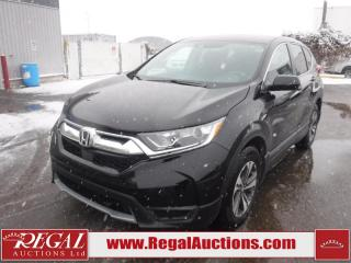 Used 2018 Honda CR-V LX 4D Utility AWD 1.5L for sale in Calgary, AB