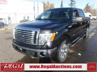 Used 2012 Ford F-150 XLT SuperCrew SWB AWD 3.5L for sale in Calgary, AB
