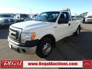 Used 2013 Ford F150 XL 2D REG CAB LWB 2WD for sale in Calgary, AB