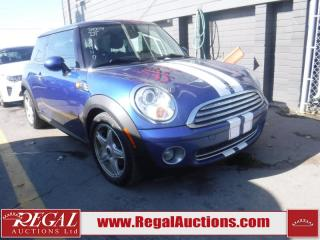 Used 2007 MINI Cooper 2D Hatchback FWD for sale in Calgary, AB