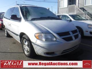 Used 2006 Dodge Grand Caravan Wagon for sale in Calgary, AB