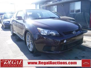 Used 2013 Scion tC 2D Coupe 6SP for sale in Calgary, AB