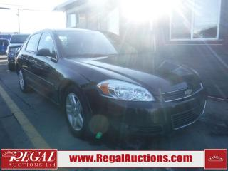 Used 2006 Chevrolet IMPALA LTZ 4D SEDAN FWD for sale in Calgary, AB