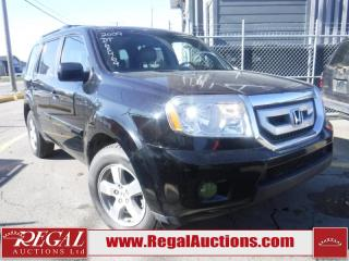 Used 2009 Honda Pilot EX-L 4D Utility 4WD for sale in Calgary, AB