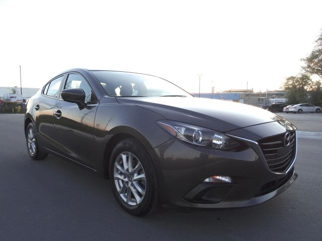 2015 Mazda MAZDA3 GS*NAVIGATION*CAMERA*BLUETOOTH*