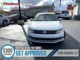 Used 2015 Volkswagen Jetta Sedan for sale in London, ON