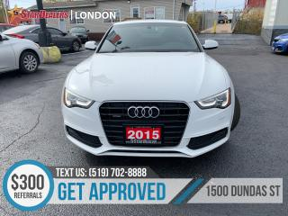 Used 2015 Audi A5 for sale in London, ON