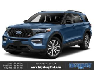 New 2020 Ford Explorer ST for sale in London, ON
