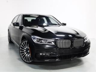 Used 2017 BMW 7 Series 750Li xDrive   CARBON CORE   WARRANTY   LOADED for sale in Vaughan, ON