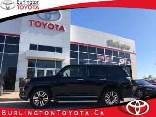 Used 2016 Toyota 4Runner SR5 for sale in Burlington, ON